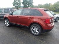 Check out this 2015 Ford Edge Titanium. Its Automatic