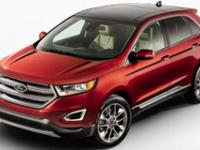 On sale! 2015 Ford Edge offered by Tommie Vaughn Ford