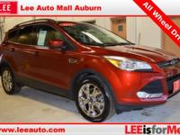 2015 Ford Escape SE Red Bluetooth, Hands free calling,