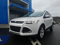 White 2015 Ford Escape SE AWD 6-Speed Automatic