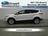 Take command of the road in the 2015 Ford Escape!