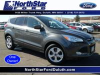 This ONE OWNER 2015 Ford Escape SE has less than 34k