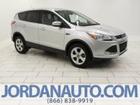 This Escape is AWD and comes with a vista moon roof!
