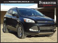 2015 Ford Escape SE, Tuxedo Black, AWD / 4WD, ** FOUR