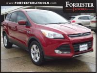 2015 Ford Escape SE, Ruby Red, AWD / 4WD, SYNC