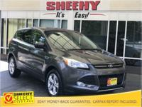 New Price! 2015 Ford Escape SE Panoramic Moonroof AWD