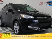 New Price! 2015 Ford Escape SE Certification Program