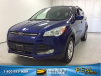 Deep Impact Blue 2015 Ford Escape SE AWD 6-Speed