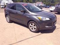 Recent Arrival! AWD. Magnetic 2015 Ford Escape SE 4D