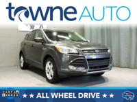 Recent Arrival! 2015 Ford Escape SE, EcoBoost 2.0L I4