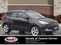 This very nice 2015 Ford Escape Titanium has been