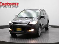 2015 4D Sport Utility Gray 2015 Ford Escape Titanium