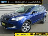 ONE OWNER - 1.6L ECOBOOST - 4WD - REARVIEW CAMERA -