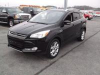 New Price! CARFAX One-Owner. Clean CARFAX. Escape