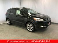 CARFAX One-Owner. 20628 2015 Ford Escape Titanium AWD