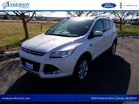 New Price! NAVIGATION, AWD. Certified. Ford Certified