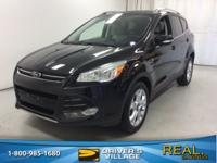 New Price! Magnetic 2015 Ford Escape Titanium AWD
