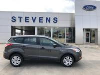 New Price! 2015 Ford Escape S FWD 6-Speed Automatic