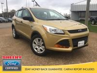New Price! CARFAX One-Owner. Karat Gold 2015 Ford