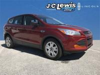 New Price! CARFAX One-Owner. Sunset 2015 Ford Escape S