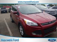 This 2015 Ford Escape SE is proudly offered by Maxwell