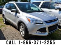 *2015 Ford Escape SE - *Sport Utility Vehicle - I4 1.6L