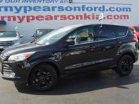 With this breathtaking 2015 Ford Escape, you'll lose