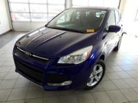 Deep Impact Blue 2015 Ford Escape SE FWD 6-Speed