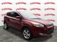 New Price! CARFAX One-Owner. Clean CARFAX. Ruby Red