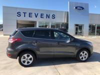 Recent Arrival! 2015 Ford Escape SE FWD 6-Speed