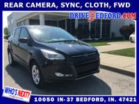 **1-OWNER, **CLEAN CARFAX, **REAR CAMERA, **SYNC /