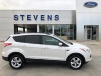 New Price! 2015 Ford Escape SE FWD 6-Speed Automatic
