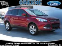 This Ford Escape is Certified Preowned! Value priced