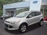 Ford Certified Pre-Owned Certified. 2015 Escape New