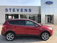 2015 Ford Escape Titanium FWD 6-Speed Automatic
