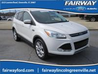 New Price! *Ford Certified*. CARFAX One-Owner.