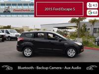 1 Owner Clean CarFax Report - BackUp Camera - Bluetooth