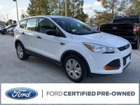 FORD CERTIFIED, CLEAN CARFAX, ONE OWNER, NEW TIRES, NON