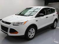 2015 Ford Escape with 2.5L I4 Engine,Cloth Seats,Cruise