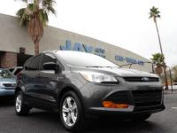 Options:  2015 Ford Escape 4Dr S|Gray|Black|30|000