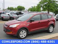 Ford Certified. A gas sipper. Fuel-friendly. If you've