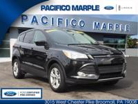Ford certified 2015 ford escape se 4wd in tuxedo black