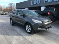 2015 Ford Escape SE Magnetic CARFAX One-Owner. FWD