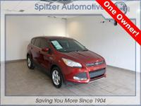 Ford Escape SE CARFAX One-Owner. CarFax One Owner,