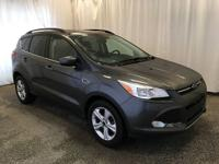 We just got this 2015 Ford Escape SE. This vehicle is