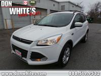 CARFAX One-Owner. Clean CARFAX.Oxford White 2015 Ford
