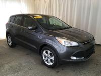 This 2015 Ford Escape SE comes equipped with a backup