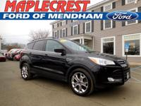 *2015 CERTIFIED PRE OWNED ESCAPE*CARFAX One-Owner.
