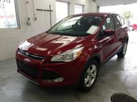 This 2015 Ford Escape SE in Red features: EcoBoost 1.6L