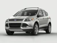 Blue 2015 Ford Escape SE AWD 6-Speed Automatic EcoBoost